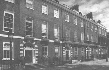 Bedford Square, ABRSM's original home
